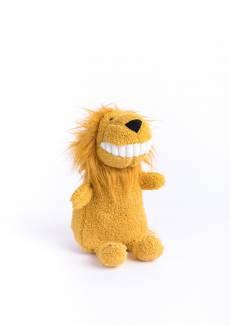 Lion Teddy (~20cm) +SGD25.00