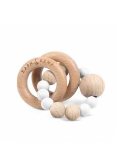 BubbleGummy™ Teethers (White) +SGD30.00
