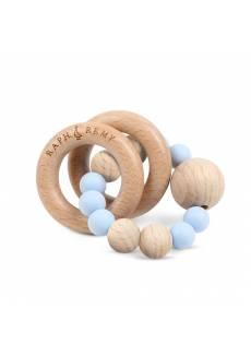 BubbleGummy™ Teethers (Blue) +SGD30.00